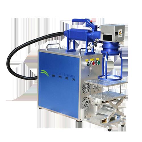 光纤激光打标机-SC-Y手持便携激光打标机