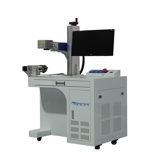 光纤激光打标机-YZM-Y圆周面激光打标机