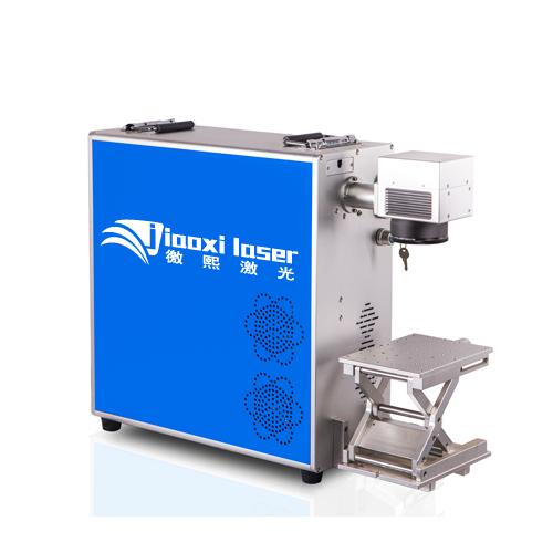 光纤激光打标机-DT-Y单体便携式激光打标机