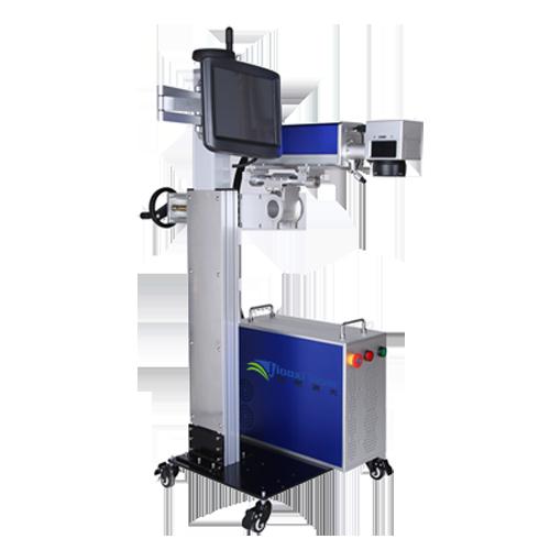 流水线激光喷码机-JXC-Y CO2激光喷码机