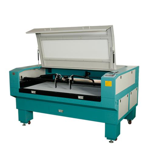 激光切割机-JX-1390双头激光切割机