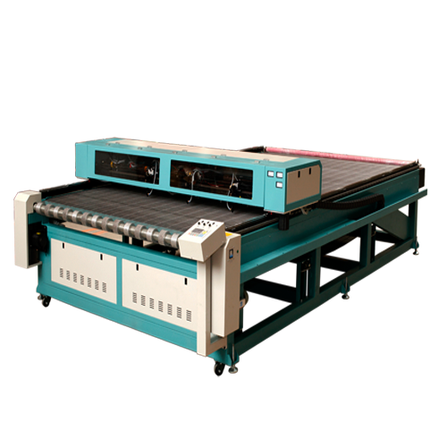 自动送料激光切割机-JX-1325全自动激光裁床