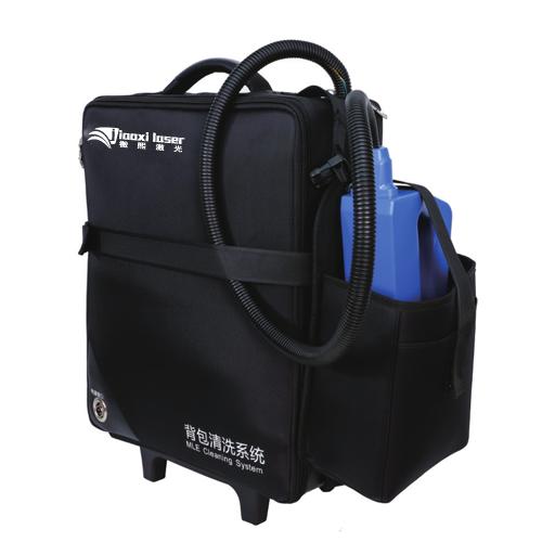 背包式激光清洗机-JX-BP-C50激光清洗机