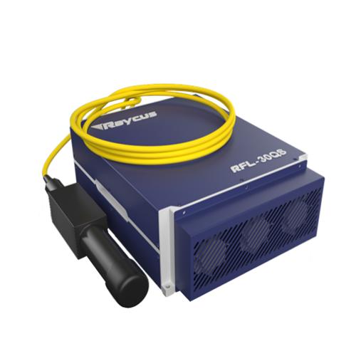 打标机配件-锐科调Q光纤激光器