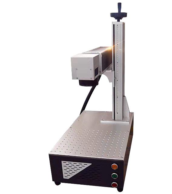 光纤激光打标机-ZT-Y整体便携激光打标机