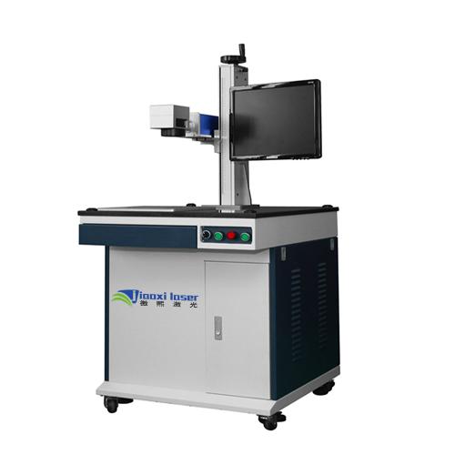 光纤激光打标机-DLS-Y大理石台面激光打标机