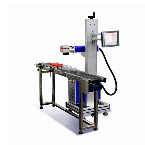 激光标刻机对快消行业的应用