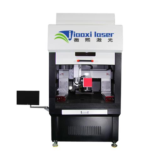 激光打标机有哪几点特长,激光打标机在工业生产中的优势