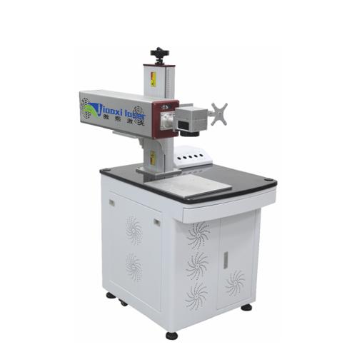 激光标刻机是依靠什么进行标识加工的